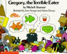 Gregory, the Terrible Eater (Reading Rainbow)