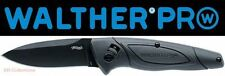 Walther pro sok Spring operated Knife navaja Pocket Knife utility-Cuchilla