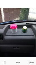 VW T4 TRANSPORTER, DRINKS CUP, CAN, BOTTLE, HOLDER, DASH TIDY, CAMPER, DAY VAN.