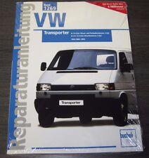 Reparaturanleitung VW Transporter T4 1,9 2,4 2,5 Diesel + Turbo 4 + 5 Zylinder!