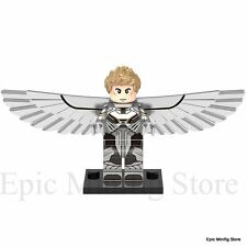 Custom Archangel Minifigure X-Men Apocalypse fits with Lego xh269 UK Sellar