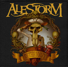 Alestorm - In The Navy Patch-keine Angabe #81781