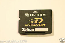 Fujifilm 256 MB xD Picture Card Card  WILL FIT OLYMPUS,SOME KODAK CAMERAS