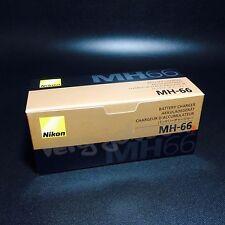 Nikon MH-66 Original Battery Charger for Li-ion EN-EL19 S3100 S100 Original New