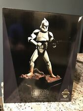 Sideshow Star Wars Clone Trooper Premium Format Exclusive Edition limited 99/500