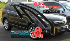 Honda CR-V 02.2007-2012 5 Doors Wind Deflectors 4 pcs HEKO (17142)