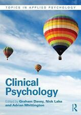 Topics in Applied Psychology: Clinical Psychology (2015, Paperback, Revised)