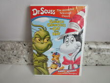 Dr. Seuss - The Grinch Grinches the Cat in the Hat/The Hoober-Bloob Highway (DVD