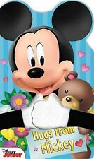 Hugs Book: Disney Mickey Mouse Clubhouse: Hugs from Mickey : A Hugs Book by...