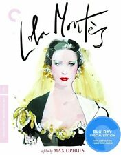 Lola Montes [Criterion Collection] (2010, Blu-ray NEUF)