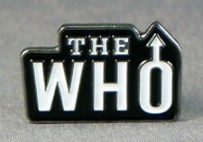 THE WHO, MODS, SKA, SOUL, PIN BADGE NEW