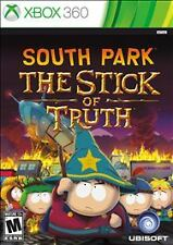 SOUTH PARK THE STICK OF TRUTH XBOX 360 BRAND NEW/ SEALED! Free Shipping!!