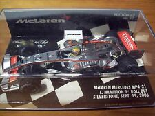 1/43 McLAREN 2006 MP4/21 LEWIS HAMILTON 1st ROLL OUT