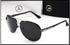 Sonnenbrillen Sunglasses UV400 Polarized Mercedes-Benz with Brand Box