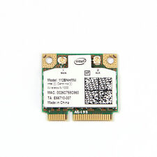 New Intel WIFI 1000 112BNHMW Wireless 300Mbps Wifi Laptop Half Mini PCI-E Card