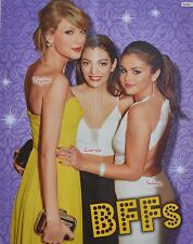 SELENA GOMEZ & TAYLOR SWIFT & LORDE - A2 Poster (XL - 42 x 55 cm) - Clippings