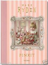 MARK RYDEN ~ PINXIT ~ HUGE ~ PROFUSELY ILLUSTRATED HARDCOVER ~ TASCHEN ~ NEW