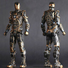 "Crazy Toys Marvel Universe ""Iron Man 3 Mark XLI Bones 1/6 Scale Action Figure"