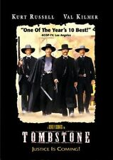 Tombstone by  Kurt Russell Rated:R Format: DVD BRAND NEW