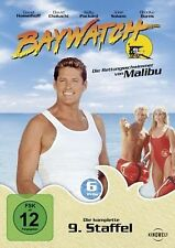 Baywatch - Complete Season 9 - UK Region 2 DVD David Hasselhoff,Chokachi  NEW