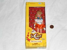 "NEW Sailor Moon SAILOR VENUS Adventure Doll 6"" Figure Toy IRWIN sailer venis"