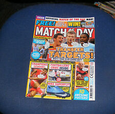 MATCH OF THE DAY MAGAZINE ISSUE NO.86 3-9 NOVEMBER 2009