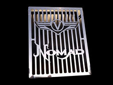 KAWASAKI VN 1500 VULCAN NOMAD 99-04 STAINLESS STEEL RADIATOR GRILL GUARD COVER