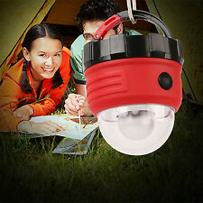 Outdoor Camping Hiking Emergency Lamp Tent Light Lantern LED Portable Magnet New