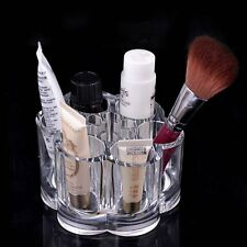 Cosmetic Makeup Acrylic Case Lipstick Liner Brush Drawer Holder Organizer