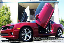 Chevy Camaro 2010-15 Vertical Doors Lambo Door Kit Ready to Ship - IN STOCK Now!