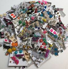 "New Arrival ""Wholesale Jewelry Lot STUD Earrings 50 Pairs"" FREE SHIPPING!"