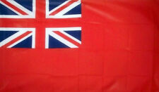 5' x 3' Red Ensign British Merchant Navy Naval Flag Red Duster' Banner