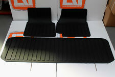 Genuine Land Rover Defender Heritage limited edition rubber mats 110 front + rea