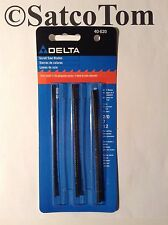 "Delta 40-620, Scroll Saw Blades Assortment, 5"" (36 Blades, 12 of each)"