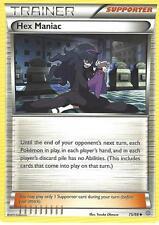 4 X POKEMON XY ANCIENT ORIGINS CARD - HEX MANIAC 75/98