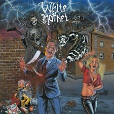 "WHITE HORNET - s/t 7"" (NEW*LIM.250 BLACK VINYL*US SPEED METAL*RANGER*A.STEEL)"