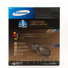 GENUINE Samsung SSG-3700CR Rechargeable Active 3D TV Glasses Brille Lunettes