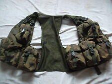 GENUINE UK MADE PLCE DPM WEBBING ASSAULT COP OPS COMBAT VEST AOR2 SF lbe