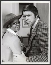 CHAD EVERETT & GAIL FISHER Medical Center TV show VINTAGE ORIG PHOTO