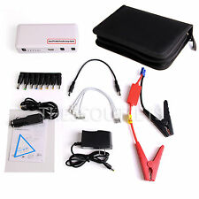 15000mAh 12V Portable Jump Starter Car Battery Charger Power Bank Multi-Function