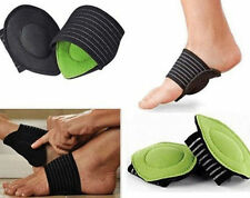 2Pcs Elastic Soft Cushioned Arch Supports Relief for Achy Feet Foot Health 2016