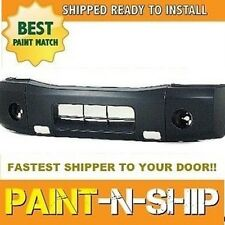 Fits; 2004 2005 2006 2007 2008 Nissan TitanFront Bumper Painted (NI1000237)