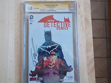 BATMAN DETECTIVE COMIC #44 FANEXPO CANADA EDITION GRADED CGC 9.8