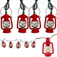Patio String Lights Outdoor Indoor Lantern RV Porch Night Light Camping Boat NEW