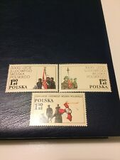 Poland stamps 1978 Anniversary of the Polish People's Army