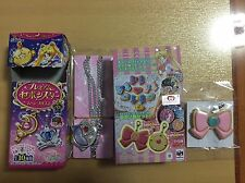 Sailormoon 20th Anniversary Bandai Cookie Charm & Sebon Star Moon Prism Necklace
