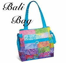 BALI BAG -  PURSE / TOTE BAG KIT ~ Moda Fabric Batiks