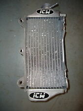 Yamaha YZF250 2010-2013 ICW used right hand filler side radiator YZ1053