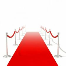 VIP Red Carpet Hollywood Celebrity Theme Party Runner Prom Occasion Award 1x5 m