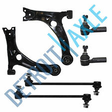 Brand New 6pc Suspension Kit for 2003-2008 Toyota Matrix and Pontiac Vibe